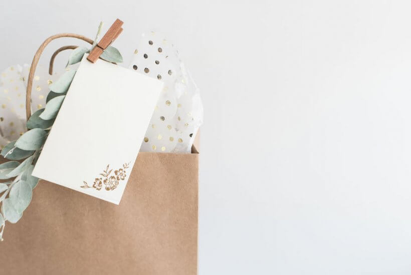 organizing gift ideas for christmas