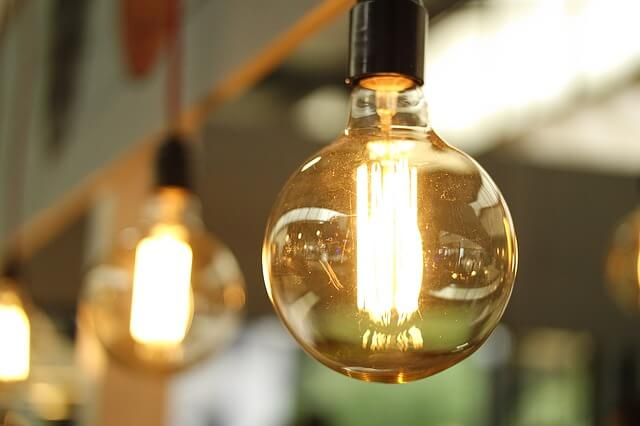 Small Eco-Friendly Changes switch lightbulbs