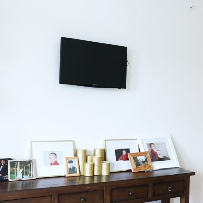 How to Hide TV Wires in the Wall