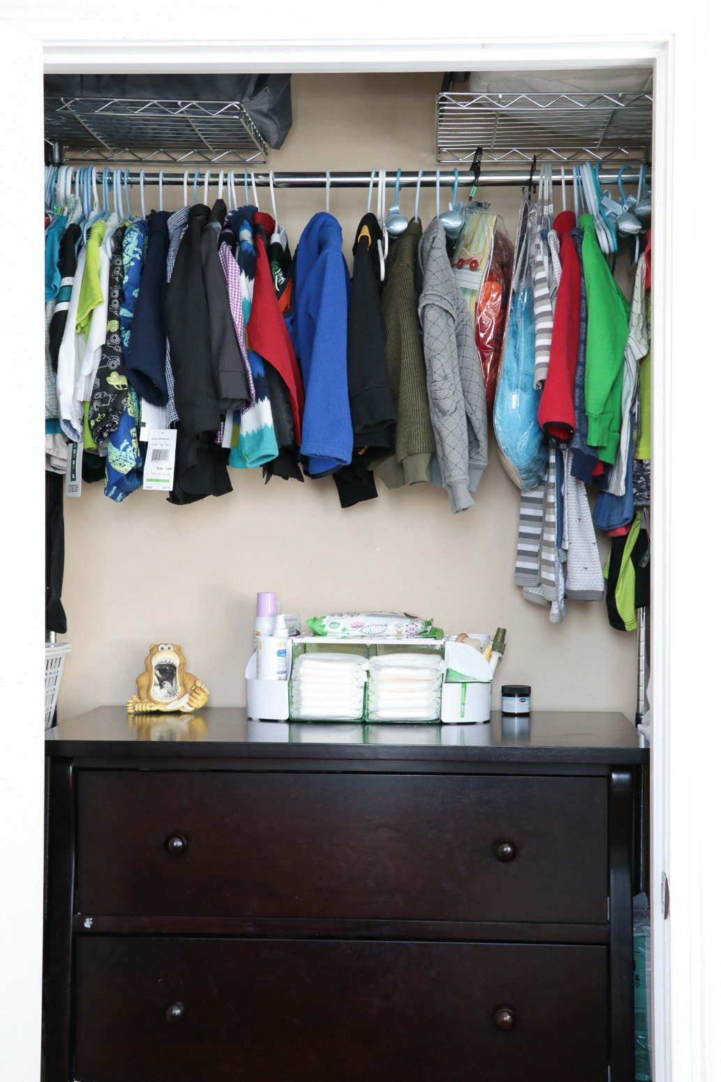 How To Declutter Your Bedroom Use Closet Space