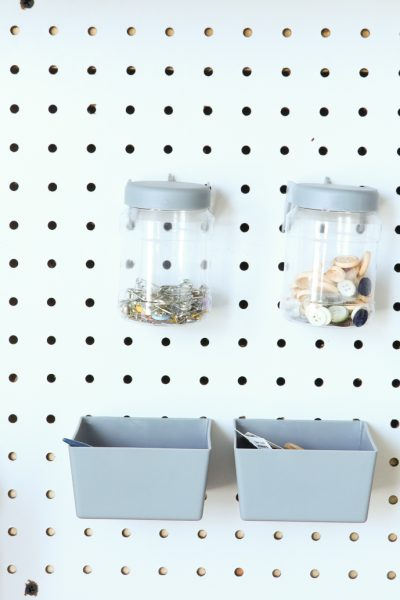 How to Organize and Decorate Any Space with Pegboard-featured image