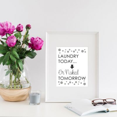 Laundry Room Quotes for DIY Laundry Room Signs